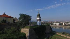 Petrovaradinska tvrdjava sat